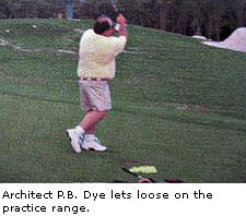 Architect P.B. Dye