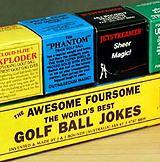 Golf Ball Jokes