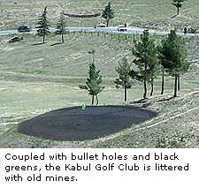 Kabul Golf Club