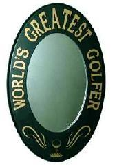 Greatest Golfer Mirror