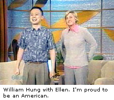 William Hung & Ellen