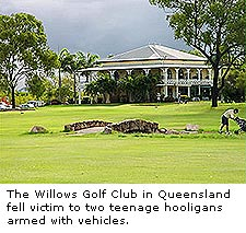 Willows Golf Club
