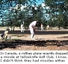 Yellowknife Golf Club